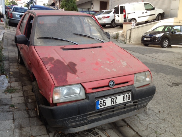 SKODA FAVORİT LX 1993 MODEL